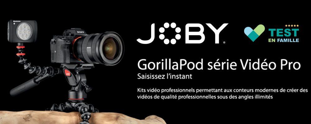 GorillaPod 5K avis Test en famille 0
