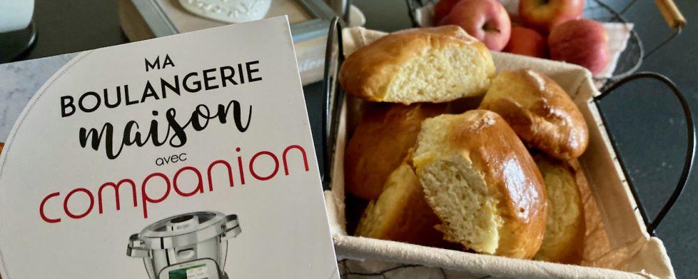 Ma boulangerie maison avec Companion