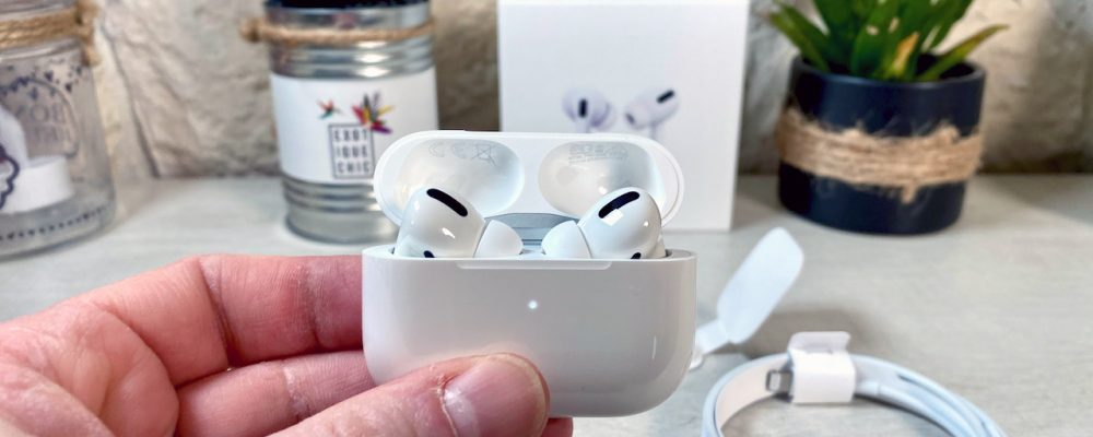 TEST APPLE AIRPODS PRO - 6