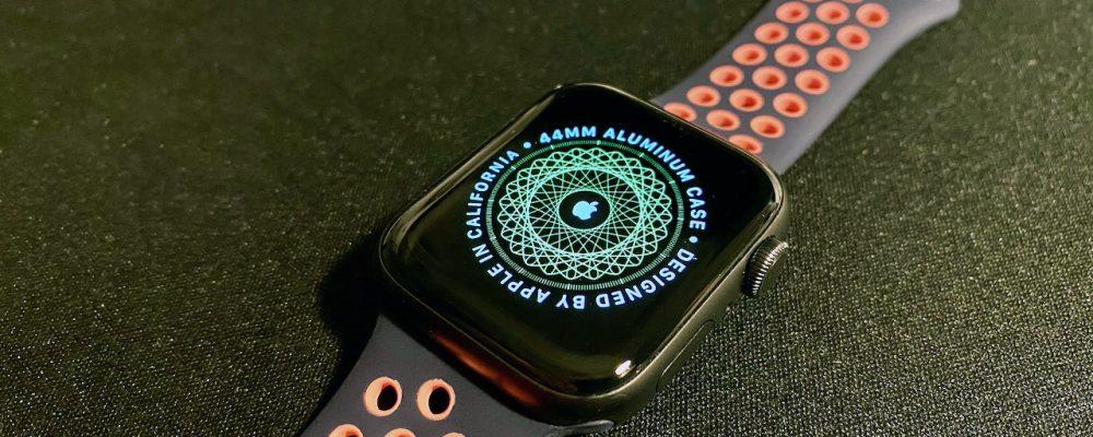 TEST Apple Watch 6 - 13